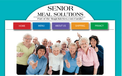 Senior Meal Solutions.com